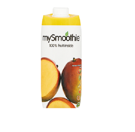 mySmoothie mango 750 ml