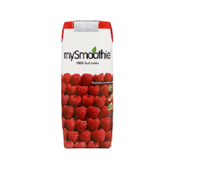 mySmoothie raspberry 250 ml