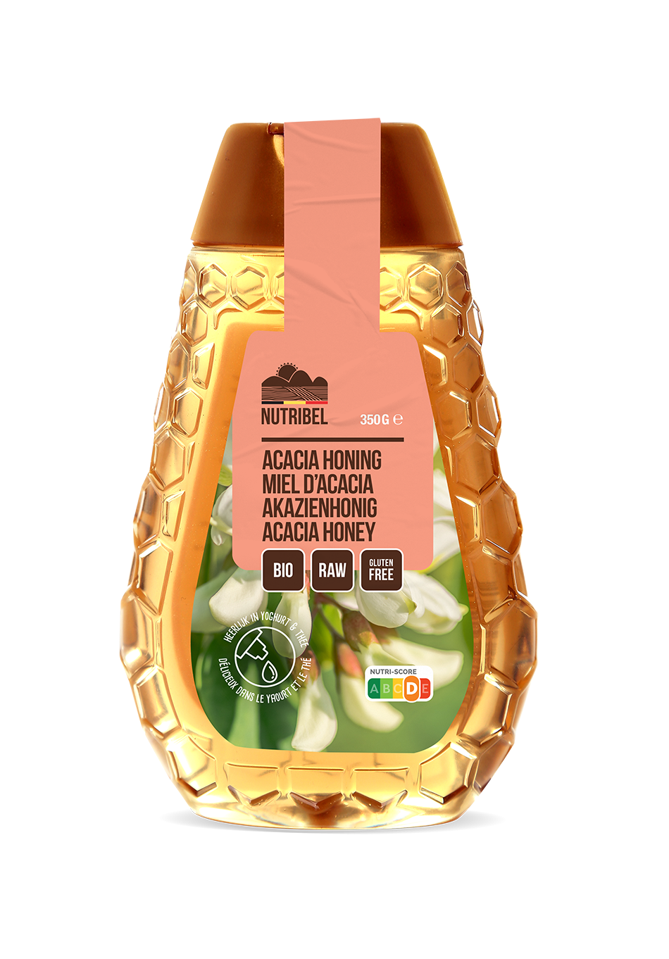 Acaciahoning bio online kopen bij Natuurgroothandel