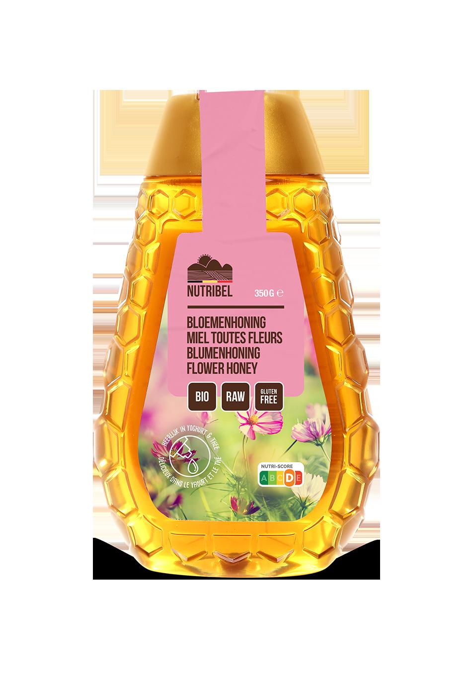 Bloemenhoning bio online kopen bij Natuurgroothandel