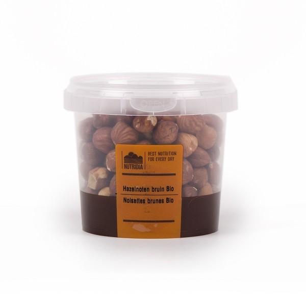 Nutridia Hazelnoten bruin BIO 200 gr
