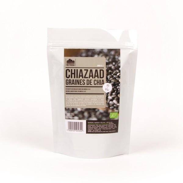 Chiazaad BIO & RAW 200gr. Nutridia
