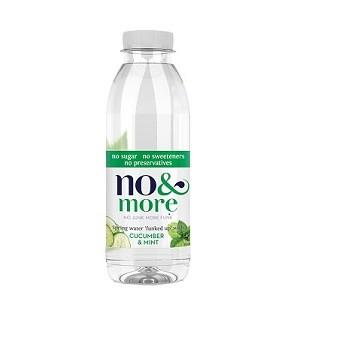 No&More cumcumber&mint 500 ml