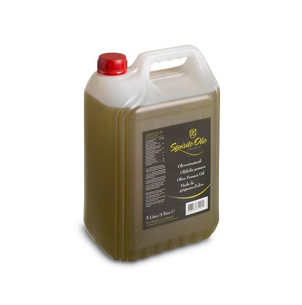 Sansa olijfolie 5 liter can