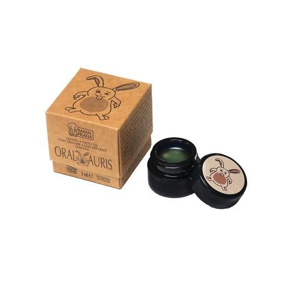 Tand en Oorolie Oral & Auris BIO 5ml. Amanprana