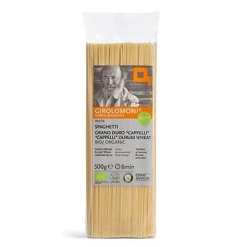 Pasta Spaghetti Cappelli BIO 500gr. Girolomoni
