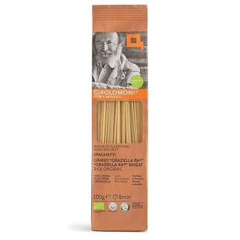 Pasta Spaghetti Graziella BIO 500gr. Girolomoni
