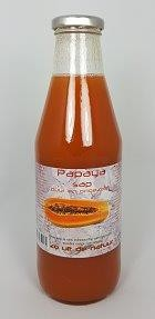 Papajasap 100% puur sap 750ml. Dutch Cranberry