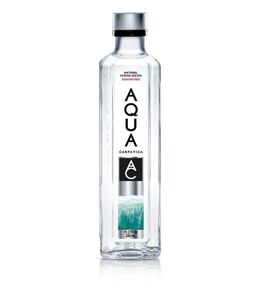 AQUA Carpatica bronwater 250ml [PET]