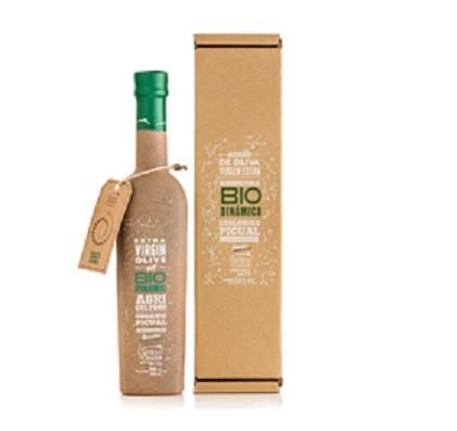 Giftbox biodynamische olijfolie