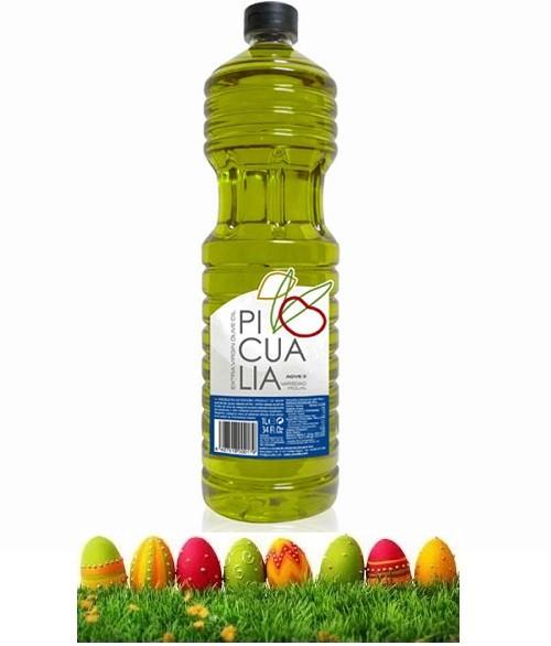 Picualia olijfolie de 1 liter die je moet hebben.