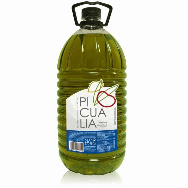 Picualia olijfolie 5 liter