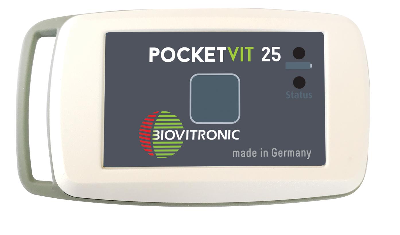 PocketVit 25 - Biovitronic Vitalizer