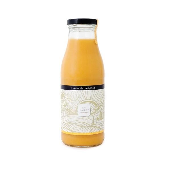 Casa Carriot pompoen-crèmesoep 0.5 liter