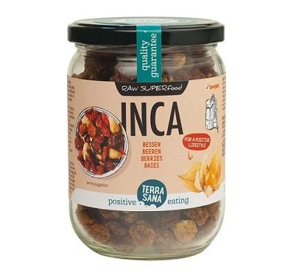 TerraSana RAW Inca bessen (in glas) 250 gram