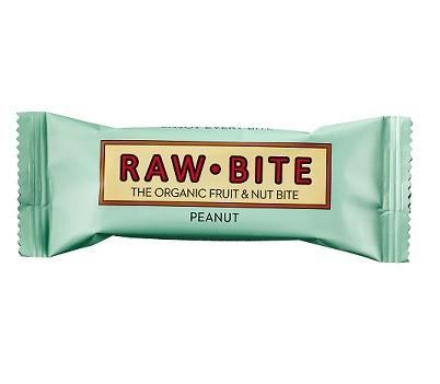 Rawbite Peanut 50 gr