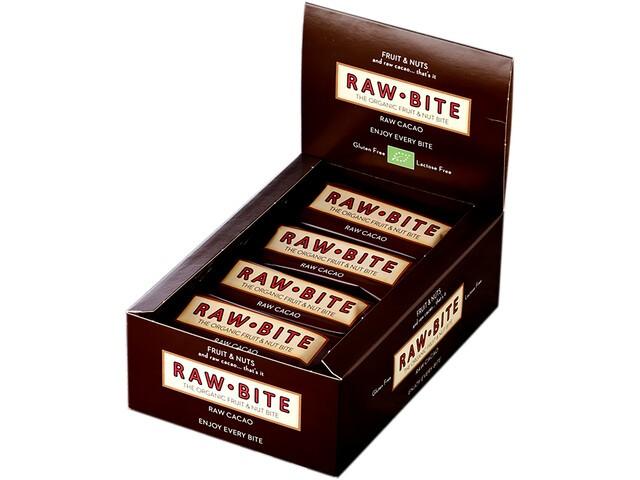 Raw-Bite Cacao ds. 12 stuks van 50gram