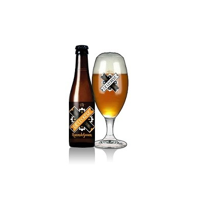 Bier Razende Swaen De Leckere BIO flesje 250ml/ tht 30 nov 2018