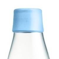 Waterfles met dop babyblauw 0.8ltr. Retap
