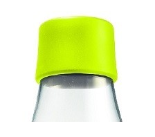 Waterfles met dop lemon lime 0.8ltr. Retap