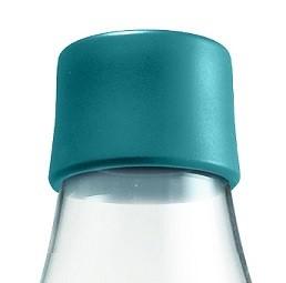 Waterfles met dop petroleum groen 0.8ltr. Retap