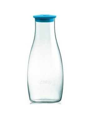 Karaf glas 1,2ltr. Retap zonder dop
