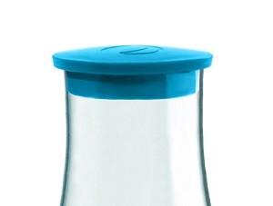 Dop karaf licht blauw Retap