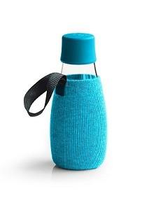 Drinkfles Retap beschermhoes 03 licht blauw