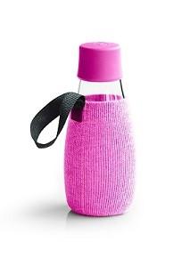 Drinkfles Retap beschermhoes 03 roze