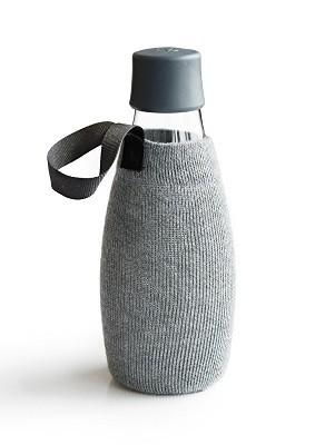 Beschermhoes grijs 0.5ltr. Retap waterfles