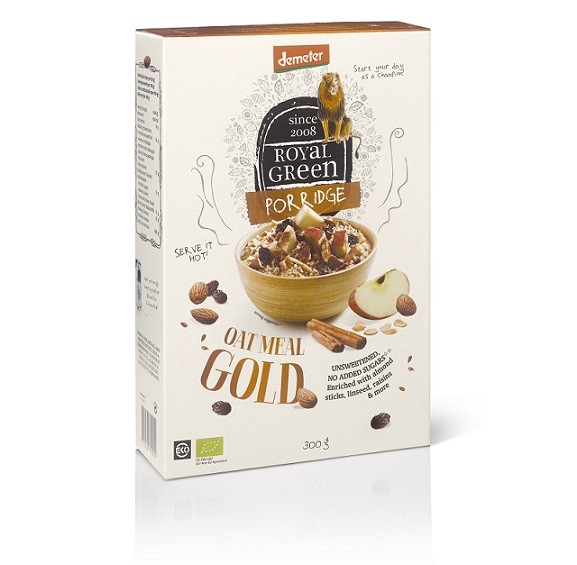 Royal Green Oat Meal Gold 300 gr