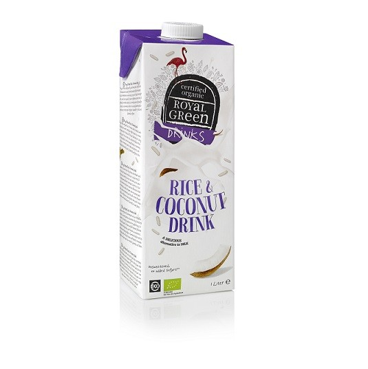 Royal Green Rice & Coconut Drink 1 L