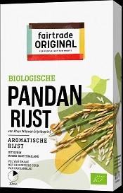 Pandan rijst BIO 400gr. Fairtrade
