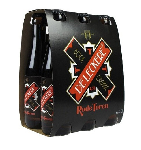 De Leckere bier Rode Toren 6x 250 ml