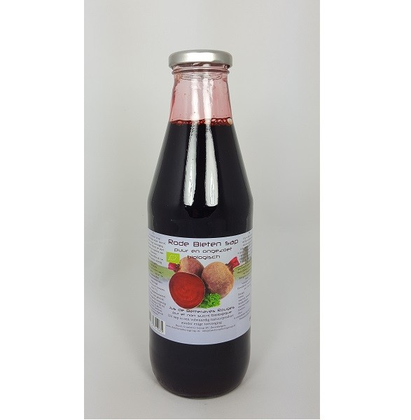 Dutch Cranberry Rode bietensap bio 750 ml