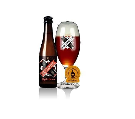 Bier Rode Toren De Leckere BIO doos 24 stuks * 250ml