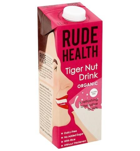 Tijgernoot drink BIO 1ltr. Rude Health
