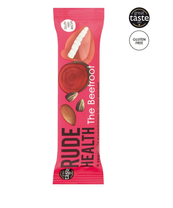 Rude Health Beetroot Bar 35 gr