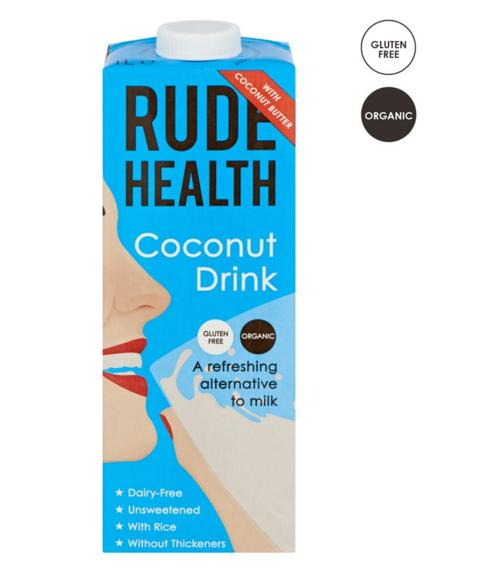 Rude Health Coconut Drink BIO 1 L
