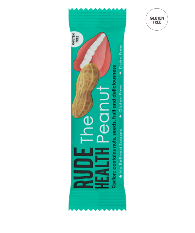 Rude Health Peanut Bar 35 gr