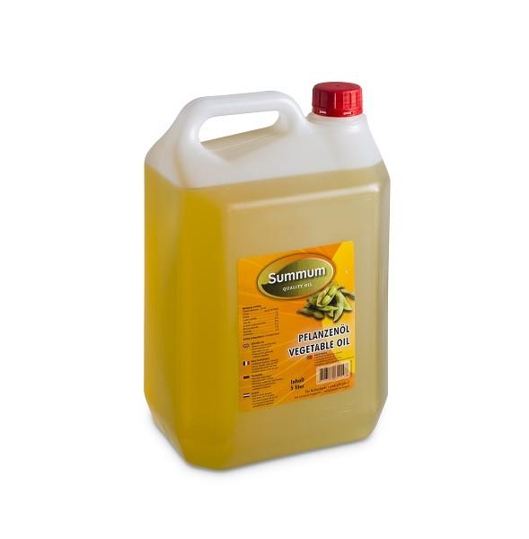 Summum sojaolie 5 liter
