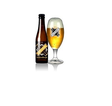 Bier Sonnenborgh De Leckere BIO doos 24 stuks * 250ml