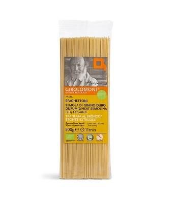 Pasta Spaghettoni BIO 500gr. Girolomoni