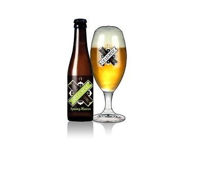 De Leckere bier Springhaver 250 ml