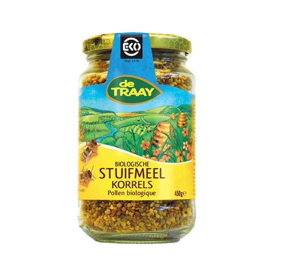 De Traay stuifmeel EKO 230 gram