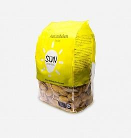 Sun organic Bruine amandelen 500 gr
