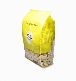 Sun organic Cashewnoten 500 gr
