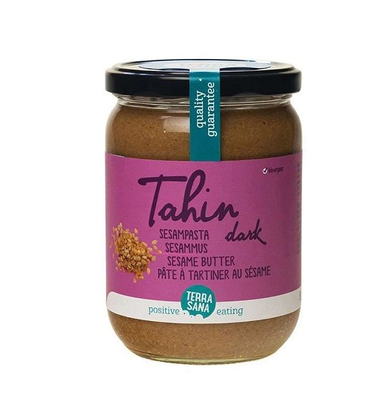 TerraSana Tahin dark-sesampasta 250 gr