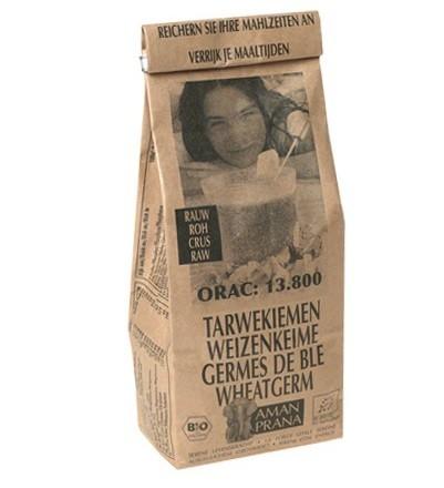 Amanprana tarwekiemen (rauw) BIO 400 gram