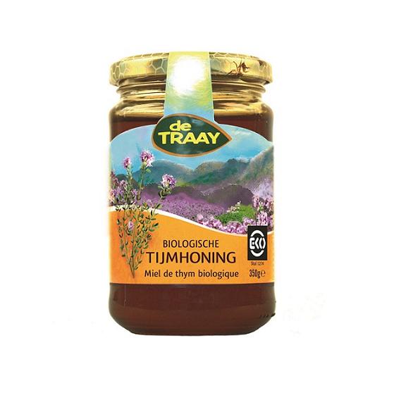 De Traay tijm honing EKO 350 gr